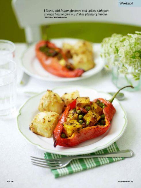 Deena Kakaya - FOOD WRITER BBC GOOD FOOD MAY 2011