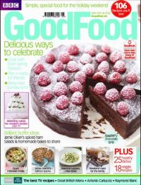 Deena Kakaya feature in BBC GOOD FOOD Magazine 2011